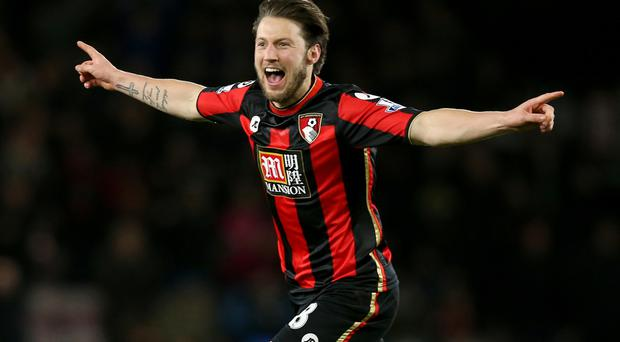 AFC Bournemouth's Harry Arter