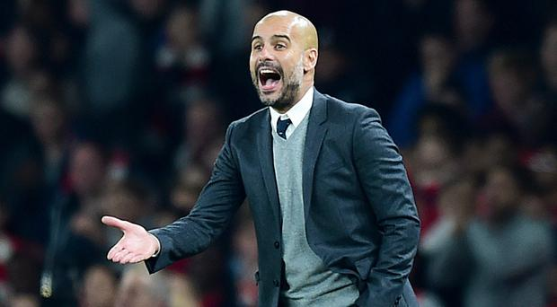 Pep Guardiola has every chance of getting off to a flyer as Manchester City boss