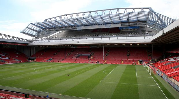 Liverpool are confident Main Stand renovations will be complete to host their first Premier League match on August 20