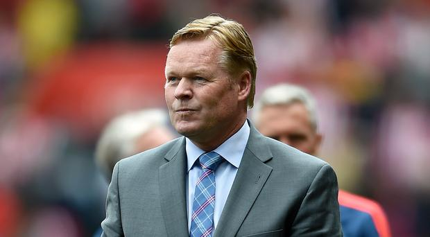 Everton manager Ronald Koeman insists a huge transfer budget is not the sole key to success