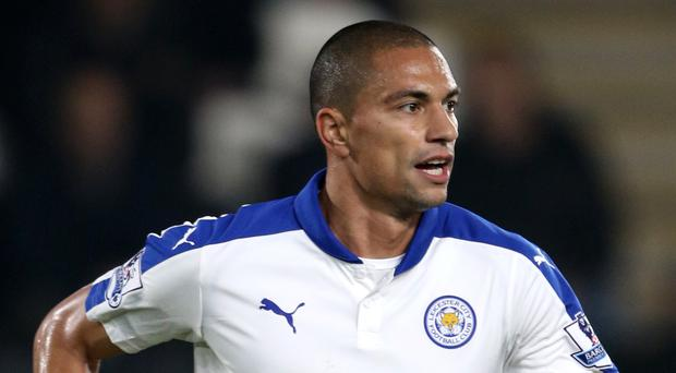 Leicester's Gokhan Inler struggled to make an impact at the Premier League champions last season