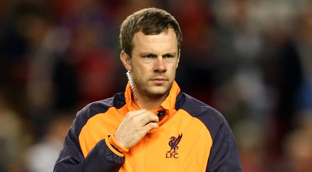 Chris Morgan is leaving his role as Liverpool physio