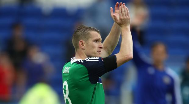 Northern Ireland captain Steven Davis has committed to Southampton