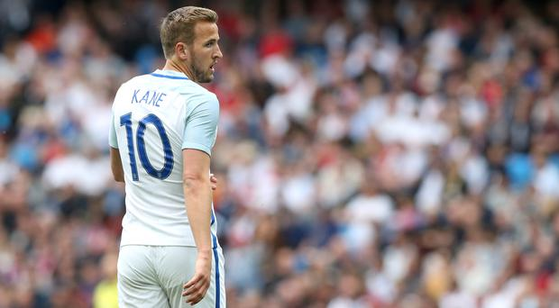 Roy Hodgson is planning to restore Harry Kane to England's starting line-up as he desperately searches for the goals to ignite their Euro 2016 campaign. Photo: PA