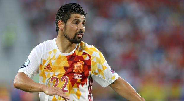 Nolito could be heading to the Premier League