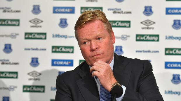 Everton manager Ronald Koeman has added another Dutchman to his staff with the appointment of Feyenoord's goalkeeping coach Patrick Lodewijks.