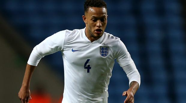 Lewis Baker has represented England at under-21 level