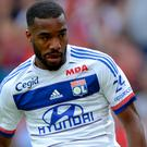 Arsenal are in talks to sign Alexandre Lacazette