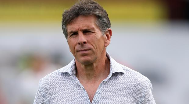 Claude Puel is close to being named Southampton manager