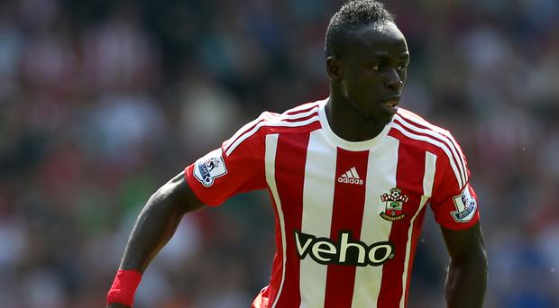 Sadio Mane has completed his £30million move to Liverpool