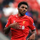 Watford have signed Liverpool striker Jerome Sinclair
