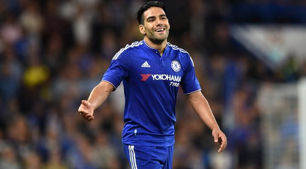 Colombia forward Radamel Falcao has returned to Monaco following an injury-hit loan spell at Chelsea