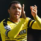 Troy Deeney has committed his future to Watford