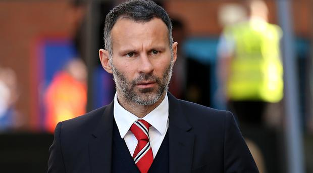 Ryan Giggs won 34 trophies as a Manchester United player