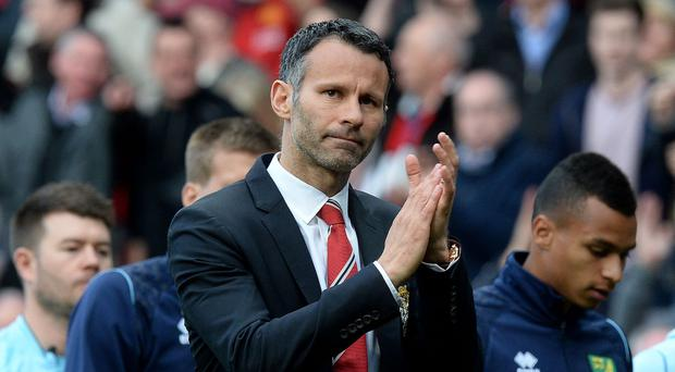 Ryan Giggs made 963 Manchester United appearances and was assistant manager for the last two seasons.