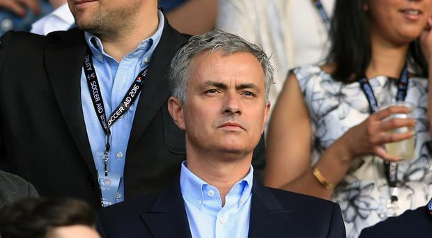 Jose Mourinho's son has been at Chelsea and Real Madrid alongside his father