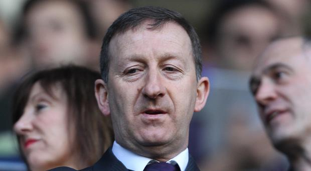 Huw Jenkins, pictured, is looking forward to working with Steve Kaplan and Jason Levien