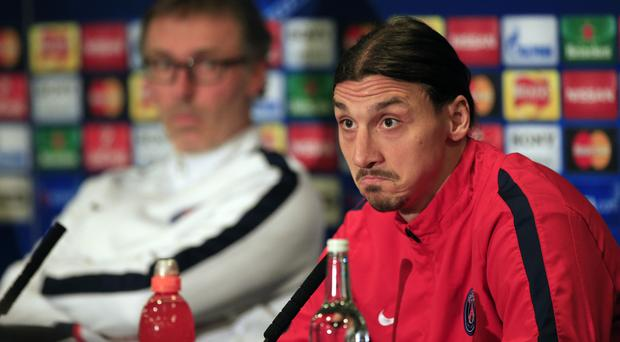 Zlatan Ibrahimovic has never been shy of expressing an opinion