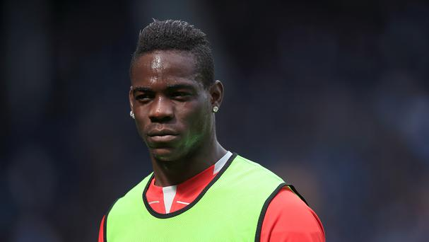 Mario Balotelli has returned to training with Liverpool