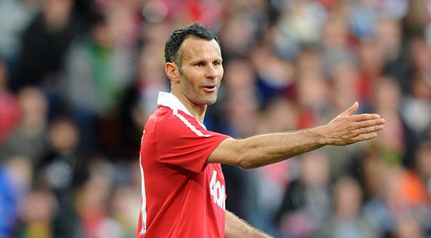Ryan Giggs has his eyes on a managerial role in the future