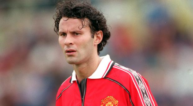 Tributes were flooding in for Ryan Giggs following his Manchester United exit