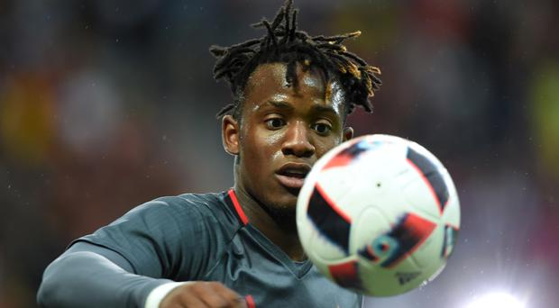 Michy Batshuayi has said his farewells to Marseille