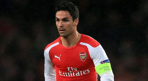 Mikel Arteta has retired from playing to join Manchester City as a coach