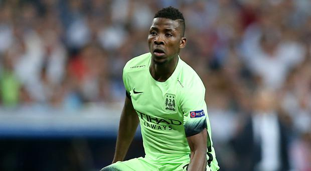 Kelechi Iheanacho scored 14 times for Manchester City last term
