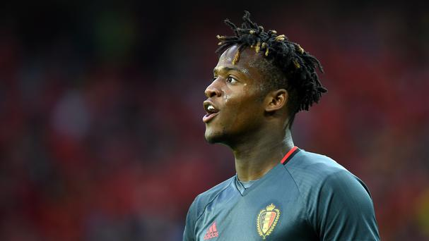 Belgium's Michy Batshuayi has signed for Chelsea from Marseille