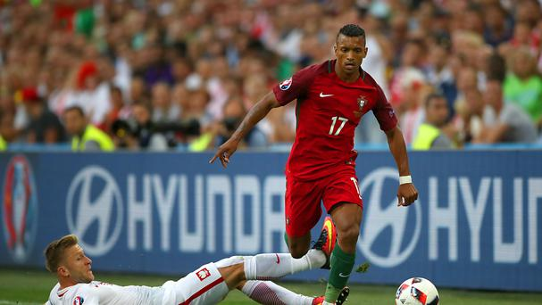 Stoke are interested in Portugal winger Nani.