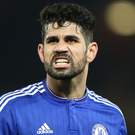 Diego Costa is set to remain at Chelsea Photo: PA