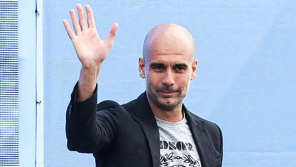 Pep Guardiola could have joined Manchester City over a decade ago