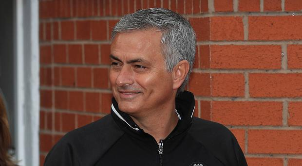Jose Mourinho vowed to take an aggressive approach to his new job