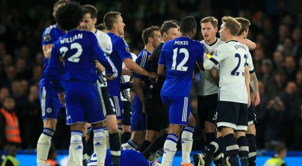 The clubs' sanctions have been reduced by £85,000 for Chelsea and £50,000 for Tottenham