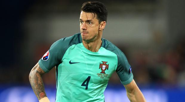 Jose Fonte and Portugal face Wales on Wednesday