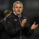 Cork City manager John Caulfield Picture: Sportsfile
