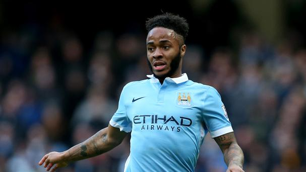 Pep Guardiola is looking forward to working with Raheem Sterling
