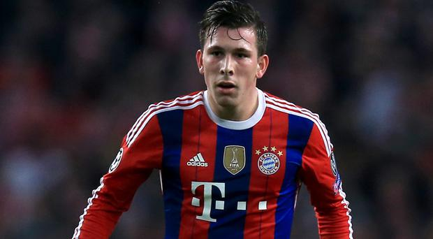 Pierre-Emile Hojbjerg, pictured, is set to become Southampton's first signing under recently-appointed manager Claude Puel