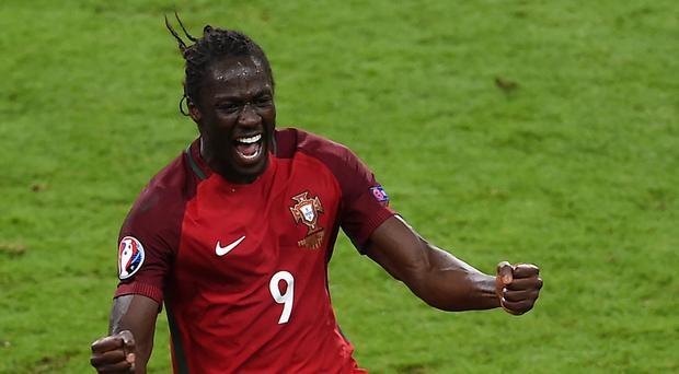 Eder netted the winner to hand Portugal the European Championship