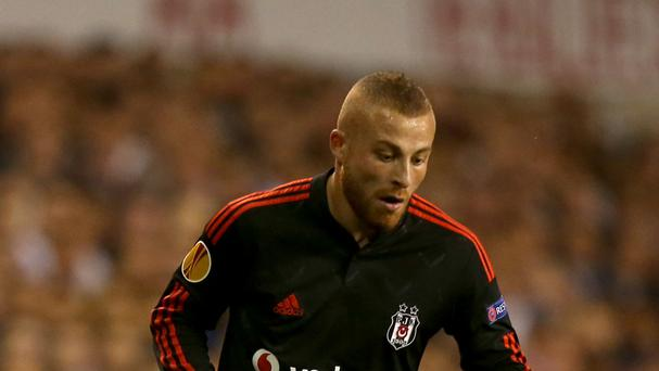 New West Ham loanee Gokhan Tore played under current Hammers boss Slaven Bilic at Besiktas