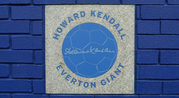 Howard Kendall is to have a stand named after him at Goodison Park