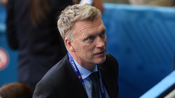 David Moyes has been named as Sunderland manager