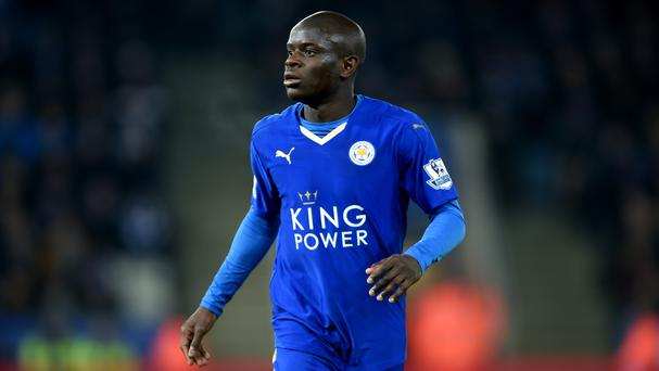 N'Golo Kante faces a decision on his future