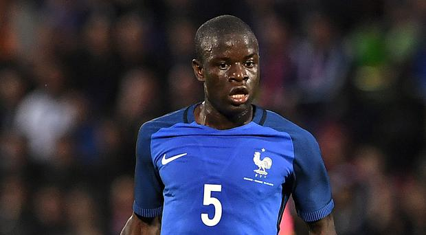 N'Golo Kante. Photo: AFP/Getty Images