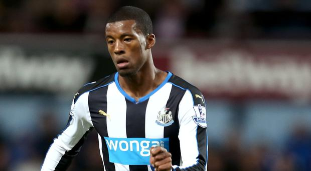 Georginio Wijnaldum is the subject of interest from Liverpool