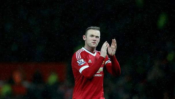Wayne Rooney is part of Manchester United's pre-season tour to China