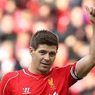 Steven Gerrard insists there is no job lined up for him back at Liverpool.