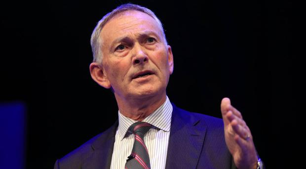 Premier League chief executive Richard Scudamore, one of the most powerful men in British football