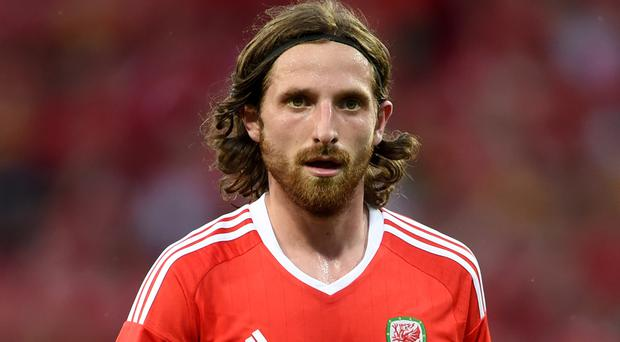 Stoke have made a £13million bid for Liverpool midfielder Joe Allen