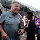 Sam Allardyce is set to be named England manager